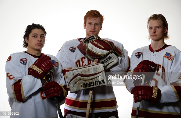 DU Hockey Mailbag: Undefeated in the New Year, You Say?