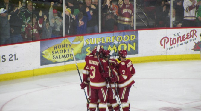 Denver sweeps Western Michigan to earn seventh-consecutive win f21d67660