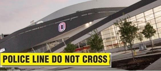Nebraska-Omaha's Baxter Arena Slip Sliding Away
