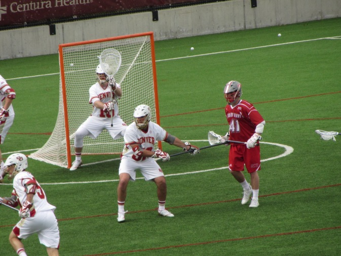 Denver Extends Winning Streak to 17 with 16-6 Rout of Dartmouth