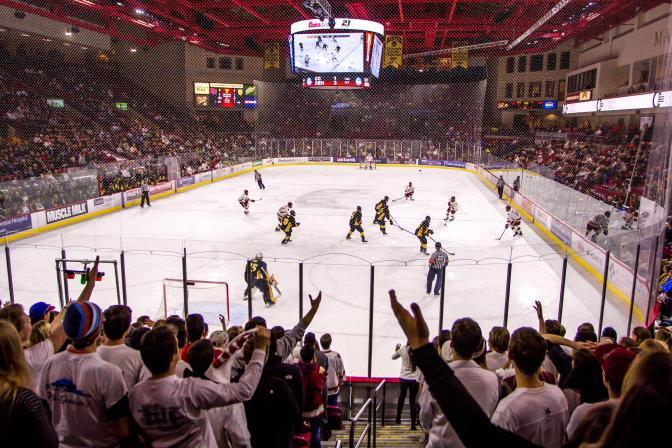 DU Hockey Mailbag: Another Bye Week
