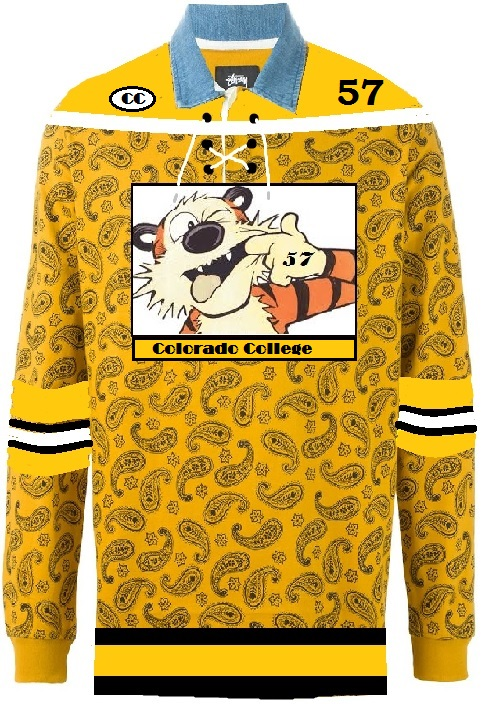 Colorado College Jerseys Revealed