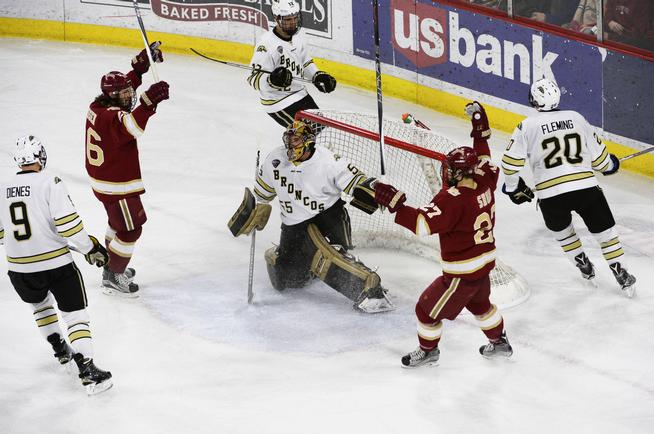 DU Hockey Mailbag: Senior Week