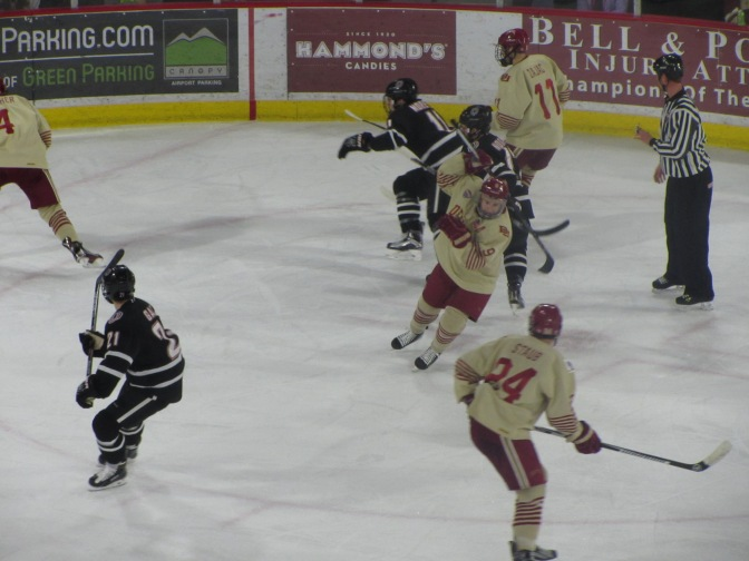 DU Hockey Mailbag: It's NCHC Tournament Time!