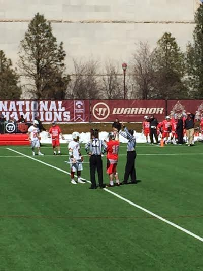 DU Lax Powers Past Ohio State in Second Half, 15-6