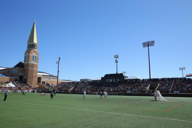 It's Time to Expand Peter Barton Lacrosse Stadium