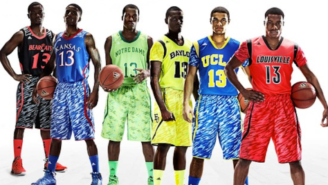 Basketball Uniforms 1