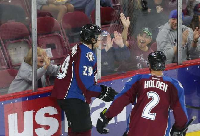 Annual Avalanche tune-up slated for Magness Arena