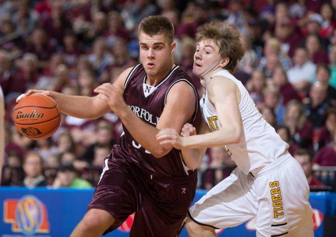 Nebraska Big Man Strom fits Pioneer Needs