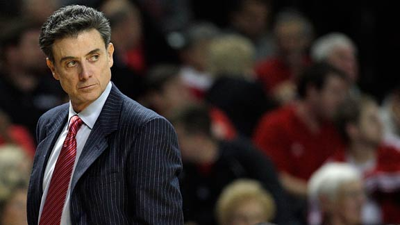 Oblivious Pitino Continues, Untouched, into Year Two