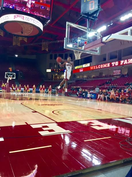5 Reasons to Care about 2016-17 DU Men's Hoops