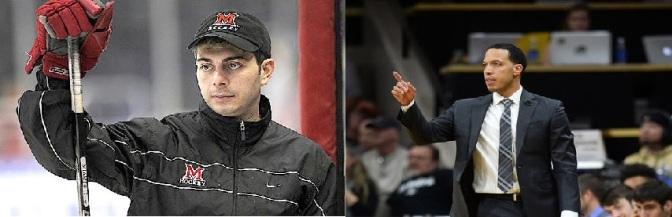 Redhawks' Enrico Blasi shows Rodney Billups you can go home again