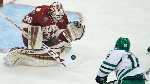 Pioneers ride rock-solid defense to take 4 points in Grand Forks