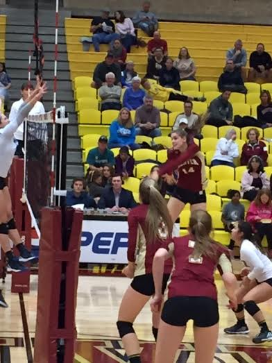 Clutch Volleyball Win Secures Summit League Title