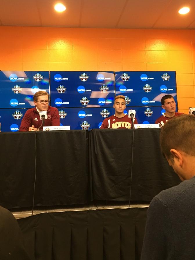 Denver drops 2-1  in devastating NCAA Semifinal thriller