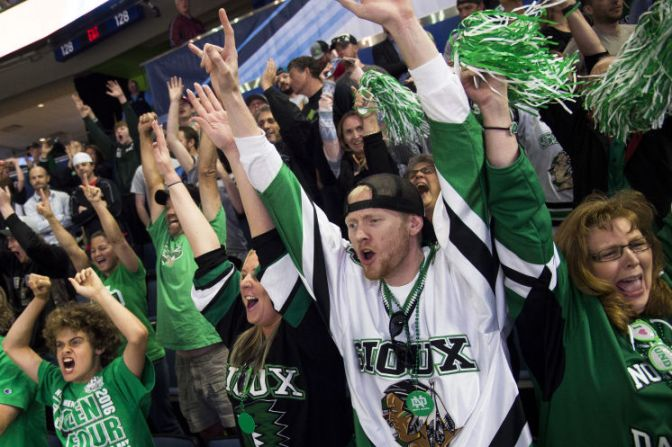 North Dakota hockey fans cultivate new Interests