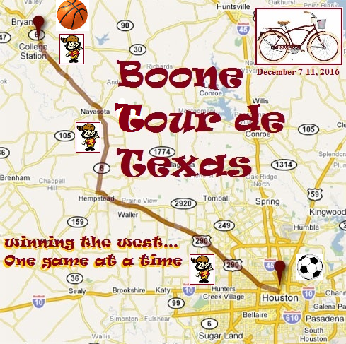 LetsGoDU Joins Boone on the Road for Critical Texas Swing