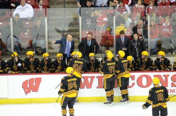 ASU Hockey to make first-ever trip to Denver