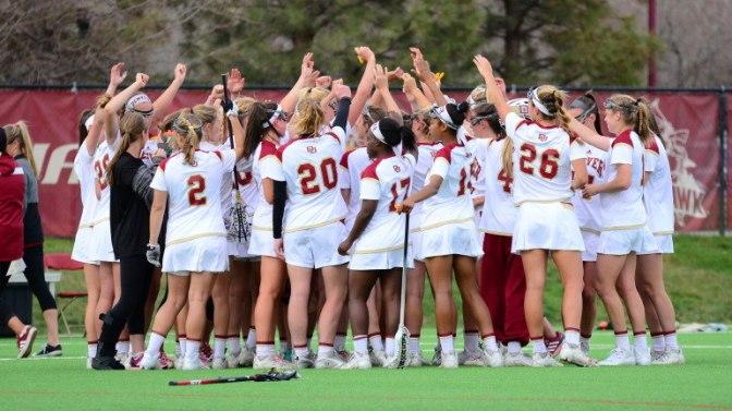 DU Womens' Lacrosse opens new era in style