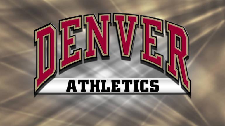University Of Denver Athletics Logo