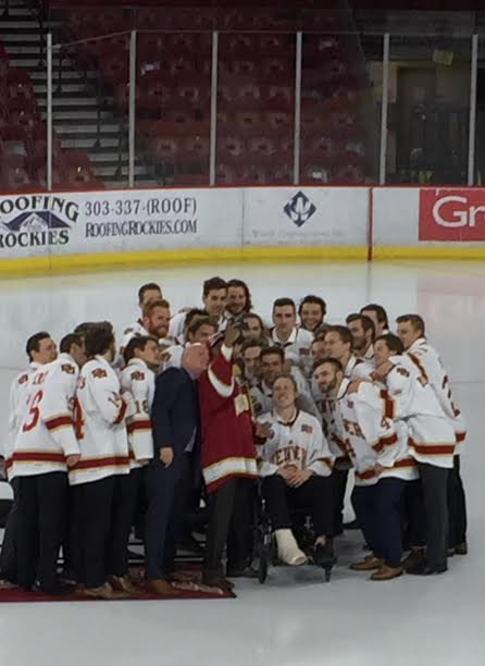 Denver Celebrates at Magness with Dignitaries & Fans