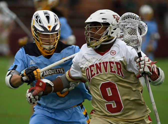 Denver Men's Lacrosse faces classic trap game at Marquette