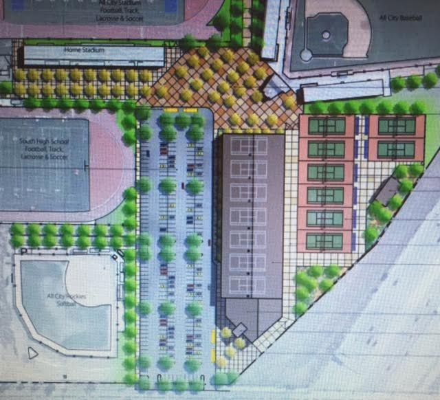Denver tennis facility nears final approval
