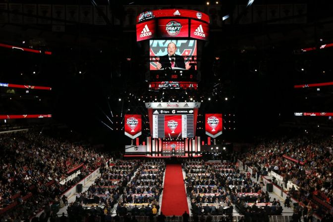 One incoming Pioneer picked in 2017 NHL Entry Draft
