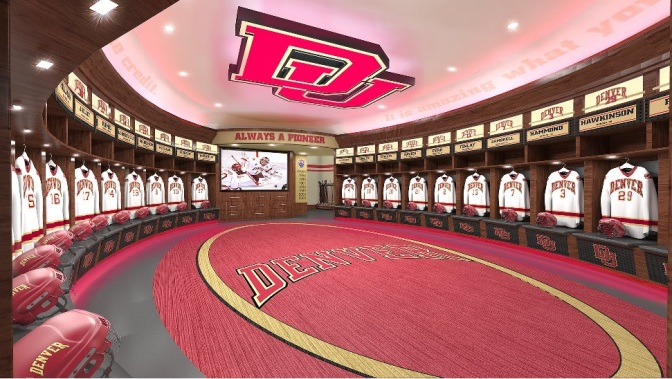 Initial plans for new locker room released by JLG Architects
