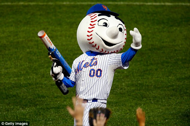 Mr. Met given the boot, sheds light on mascot issues everywhere
