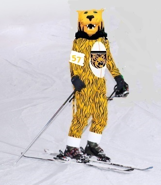 Colorado College Mascot 3