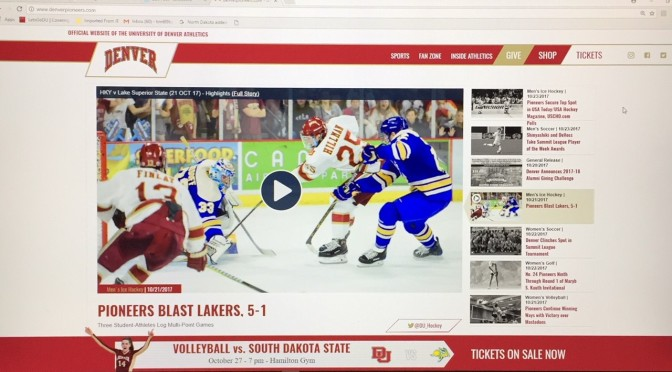 New Look DenverPioneers.com is Officially Launched
