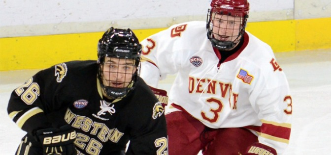 Denver Hockey Series Preview: Western Michigan University