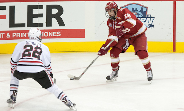 Denver Hockey Series Preview:  St. Cloud State University