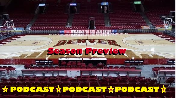 2017-2018 DU Men's Basketball Preview Podcast