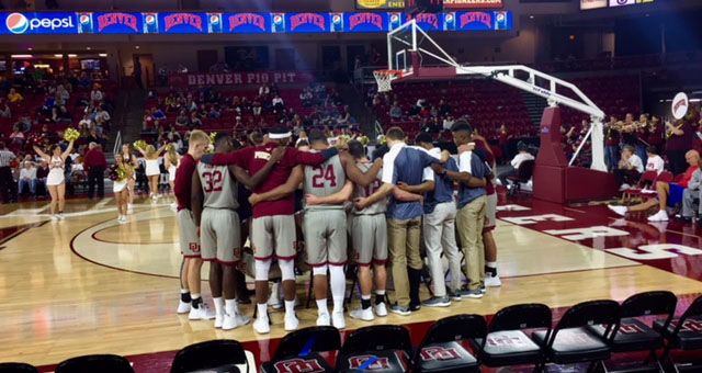 Pioneers Go Ice Cold in Season Opening Loss to UC Irvine