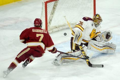 Denver Pioneers vs Minnesota-Duluth Bulldogs, NCAA Hockey