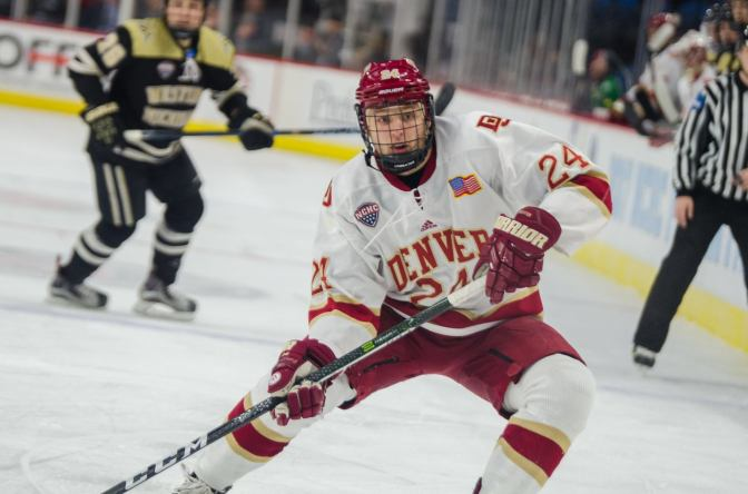Colin Staub, the unexpected addition evolved to eminent teammate