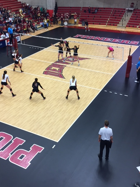 DU Volleyball Powers Past ORU for Title