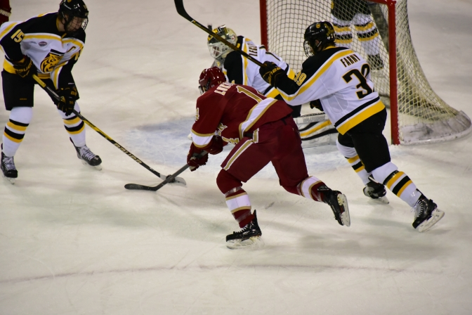 Pioneers can't solve Alex Leclerc, tie Tigers for second straight night