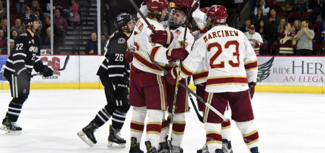Denver Hockey Series Preview: University of Nebraska Omaha