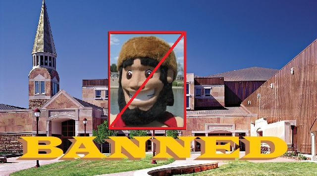 Sneaky new DU Campus Safety Policy effectively bans Boone mascot costume from DU campus