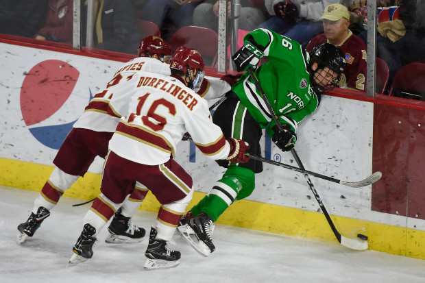 Denver Hockey Series Preview: University of North Dakota
