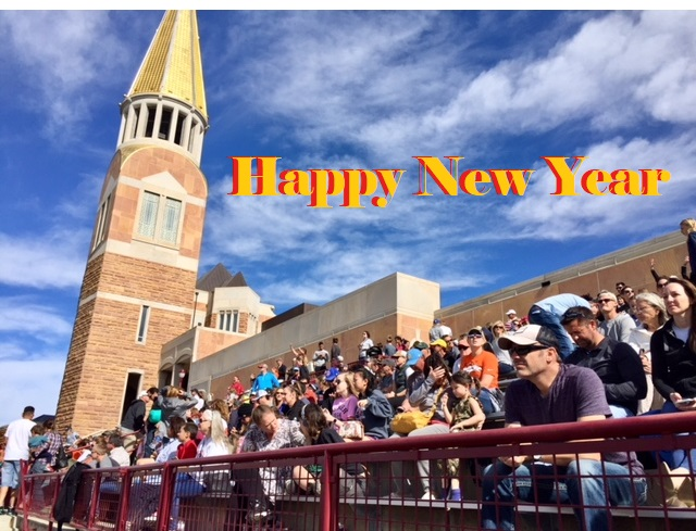Happy New Year from LetsgoDU