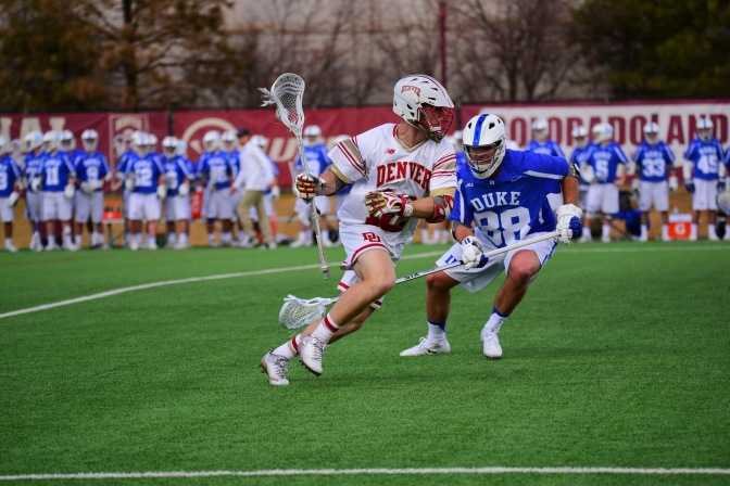 Championship Weekend preview in February? Denver, Duke say yes