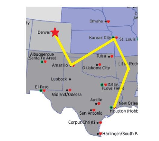 LetsGoDU's Spiritual Founder Damien Goddard Travels to Denver for CC Series