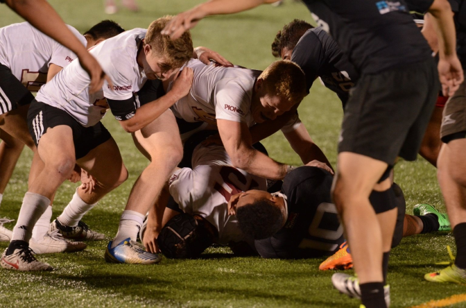 DU Men's Rugby challenges rival NMHU for playoff spot this weekend