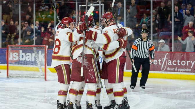 Denver Hockey NCHC Quarterfinals Preview: Colorado College