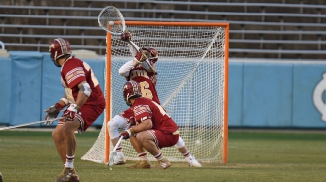 DU's Team Effort Highlights 10-6 Win Over North Carolina in Chapel Hill
