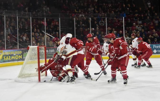 Lack of urgency costs series sweep as Pioneers blow three-goal lead